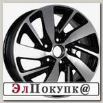 Колесные диски КиК Серия Реплика КС741 (ZV 16_Сeed) 6.5xR16 5x114.3 ET50 DIA67.1