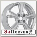 Колесные диски КиК Серия Реплика КС777 (15_Solaris II) 6xR15 4x100 ET46 DIA54.1