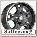 Колесные диски LS LS 214 7xR16 6x139.7 ET10 DIA93.1