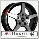 Колесные диски X-Race AF-07 6.5xR16 5x112 ET50 DIA57.1