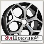 Колесные диски Tech Line 721 7.5xR17 5x114.3 ET50 DIA67.1