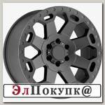 Колесные диски Buffalo BW-200 8xR17 5x114.3 ET35 DIA72.6
