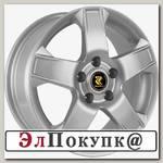 Колесные диски RepliKey RK L13A 6xR15 4x100 ET50 DIA60.1