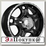 Колесные диски LS LS 214 7.5xR18 6x139.7 ET25 DIA77.8