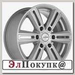 Колесные диски X-trike X124 7.5xR17 6x139.7 ET38 DIA67.1