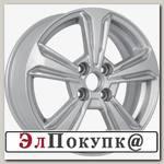 Колесные диски КиК Серия Реплика КС777 (ZV15_Solaris I) 6xR15 4x100 ET48 DIA54.1