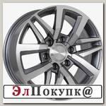 Колесные диски LegeArtis TY238 7.5xR17 6x139.7 ET25 DIA106.1
