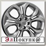 Колесные диски WSP Italy AURA 8.5xR19 5x120 ET38 DIA72.6