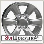 Колесные диски Replica FR TY 272 (68) 7.5xR17 6x139.7 ET25 DIA106.2