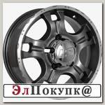 Колесные диски LS LS 214 7xR16 6x139.7 ET10 DIA107.1