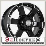 Колесные диски КиК M56 7xR16 6x139.7 ET30 DIA93.1