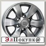 Колесные диски WSP Italy SAPPORO / Fortuner 7xR16 6x139.7 ET30 DIA106.1