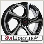 Колесные диски LegeArtis CT Concept NS513 6.5xR16 5x114.3 ET40 DIA66.1