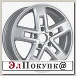 Колесные диски Replica FR VW 010 (21) 7.5xR17 5x120 ET55 DIA65.1