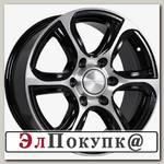 Колесные диски Скад Скала 7.5xR17 6x139.7 ET25 DIA106.2