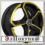 Колесные диски YST X-25 9.5xR20 5x120 ET40 DIA74.1