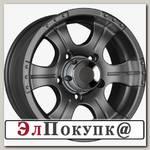 Колесные диски КиК Байконур 7xR15 5x139.7 ET20 DIA108.5