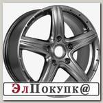 Колесные диски КиК Барракуда 7.5xR17 5x114.3 ET38 DIA71.6