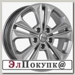Колесные диски Скад KL-295 6xR16 5x114.3 ET43 DIA67.1