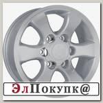 Колесные диски Replay TY2 7.5xR17 6x139.7 ET30 DIA106.1